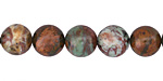 African Green Opal Round 10mm