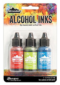 Adirondack Dockside Picnic Alcohol Ink Kit