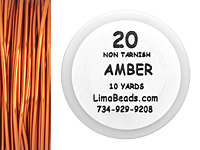 Parawire Amber 20 Gauge, 10 Yards