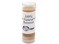 Natural Beeswax Tube 1oz.
