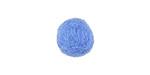 Sapphire Blue Felt Round 15mm