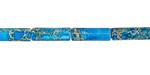 Turquoise Impression Jasper Tube 13x4mm