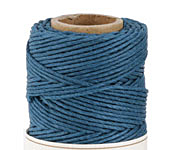 Aquamarine Hemp Twine 20 lb, 205 ft