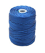 C-Lon Blue Lagoon Tex 400 (1mm) Bead Cord