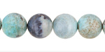 Aqua Terra Agate Round 12mm