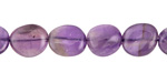 Amethyst FreeForm Teardrop 14-16x10-12mm
