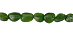Chrome Diopside Pebble 6-10x6-8mm