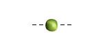Tagua Nut Apple Round 6mm