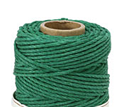 Green Hemp Twine 48 lb, 205 ft