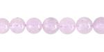 Lavender Amethyst Round 8mm