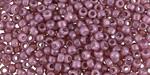 TOHO Milky Dusty Cedar Hybrid Round 8/0 Seed Bead