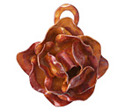 Patricia Healey Copper Rose Pendant 26mm