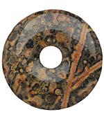 Leopardskin Donut 50mm