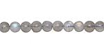 Labradorite (A) Round 4.5-5mm