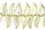 Jonquil AB Crystal Leaf 8x18mm
