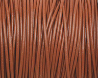 Saddle Round Leather Cord 1.5mm