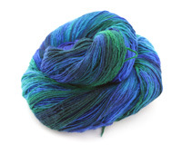 Deep Sea Lace Weight Silk Yarn