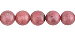 Rhodonite Round 10mm