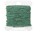 Sage Irish Waxed Linen 3 ply
