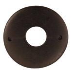 Ebony Wood Donut 45mm