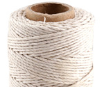 Natural Hemp Twine 25 lb, 205 ft