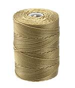 C-Lon Khaki (.5mm) Bead Cord