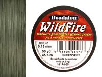 "WildFire Green .006"" Thread"
