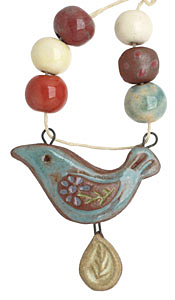 Gaea Ceramic Peace Bird Bundle