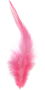 Flamingo Neck Hackle Feather 100-152mm