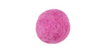 Berry Felt Round 15mm