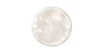 Zola Elements Pearl Acetate Coin Link 20mm