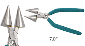 Wubbers Jumbo Tapered Round Pliers