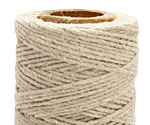 Natural Hemp Twine 20 lb, 205 ft
