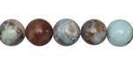 Aqua Terra Agate Round 10mm