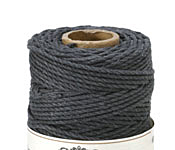 Gray Hemp Twine 48 lb, 205 ft