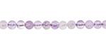 Lavender Amethyst Round 4mm