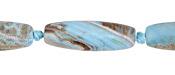 Arctic Terra Agate Rice 28-30x12-14mm