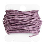 Lavender Irish Waxed Linen 7 ply