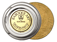 Celtic Bronze Baroque Art Gilders Paste 30ml