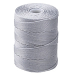 C-Lon Grey Pearl (.5mm) Bead Cord
