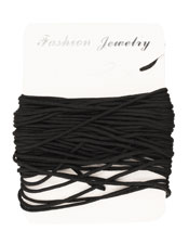 Black Chinese Knotting Cord 1.5mm