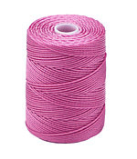 C-Lon Light Orchid (.5mm) Bead Cord
