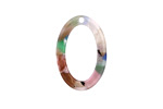 Zola Elements Garden Party Acetate Oval Ring 15x22mm