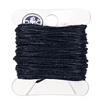 Navy Blue Irish Waxed Linen 4 ply
