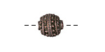 Greek Bronze (plated) Patina Antique Ball 12mm