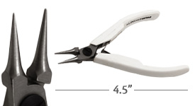 Lindstrom Round Nose Pliers