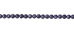Blue Sapphire Faceted Round 3mm