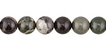Green Forest Jasper Round 8mm