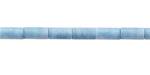 Denim Blue Agate Tube 8x4mm