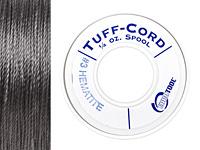 Tuff Cord Hematite #3
